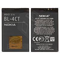 Аккумулятор BL-4CT для мобильных телефонов Nokia X3-00, Li-ion, 3,7 В, 850 мАч
