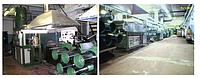 Экструдер-линия для производства ПЭТФ(пет полиэфир лавсан) лент и моноволокон