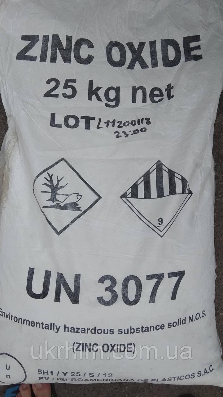 Белила цинковые 99.9% Перу , Оксид цинка