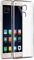 Чехол-накладка TOTO TPU Clear Case Xiaomi Redmi 4 Transparent, фото 1