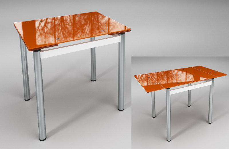 Стол обеденный Ритм Оранжевый (Sentenzo TM)