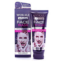 Гель для умывания WOKALI Face Wash Whitening Complex 130 мл