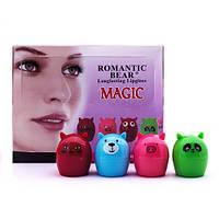 Бальзам для губ ROMANTIC BEAR Longlasting Lipgloss Magic