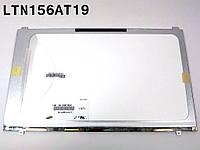 Матрица SAMSUNG LTN156AT19-001 (1366*768, 40Pin слева, LED Slim, ушки сверху-снизу) Матовая