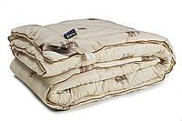 Одеяло зимнее полуторное (хлопок, 100% овечья шерсть,140х205 см) ТМ Руно 321.02SHEEP, фото 1
