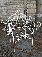 Кованное кресло, ажурное