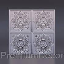 Гипсовые 3Д/3D панели АЗИЯ, фото 3