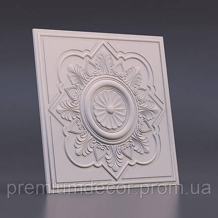 Гипсовые 3Д/3D панели АЗИЯ, фото 2