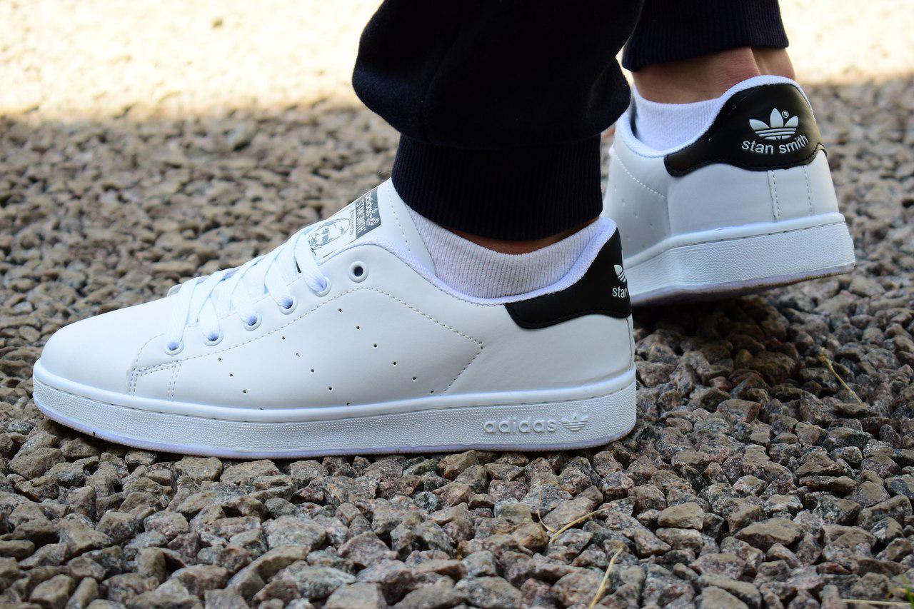chaussures de sport ed2e6 8d403 Мужские кроссовки Adidas Stan Smith 43-44 размеры - Bigl.ua