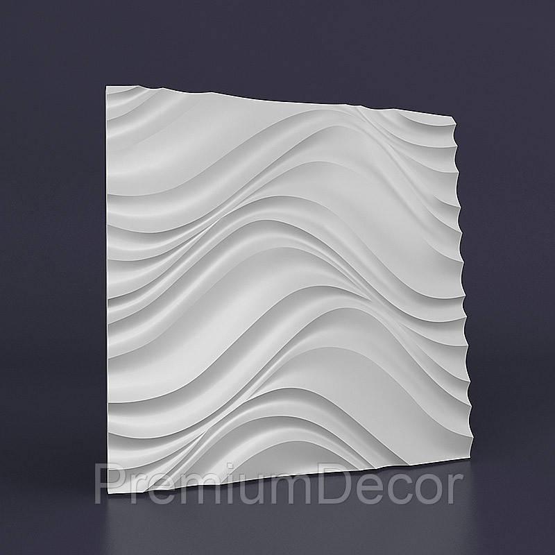 Гипсовые 3Д/3D панели ТЕРНЕЦИЯ