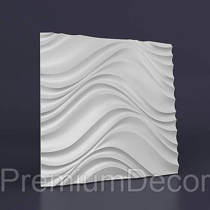 Гипсовые 3Д/3D панели ТЕРНЕЦИЯ, фото 2