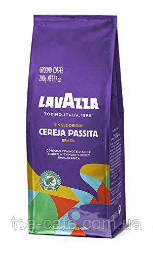 Кава мелена Lavazza Cereja Passita 200 гр.