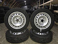Диски Vivaro, Traffic 5/118 R16 6J ET50 + зимние 195/65R16c Pirelli 7-8м
