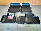 Килимки салону ВАЗ 2110 - 2112 (комплект), фото 3