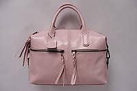 Женская сумка из натуральной кожи 1322 pink