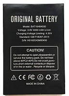 Оригинальный аккумулятор Doogee X5 Max BAT16484000 (батарея, АКБ)