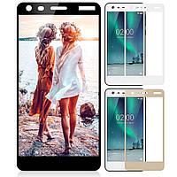 3D стекло Nokia 2 (Full Cover) (Нокиа 2)