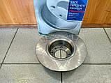 Диск тормозной передний ВАЗ 2101 - 2107 (АвтоВАЗ), фото 2