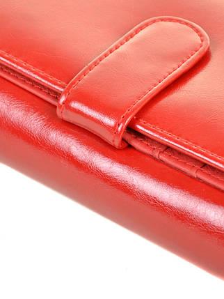 Гаманець Canarie шкіра ALESSANDRO PAOLI W46 red, фото 2