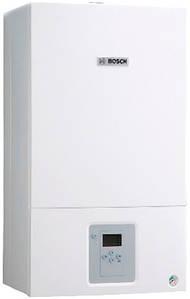 Котел газовий настінний Bosch Gaz 6000 W WBN 6000-24H RN