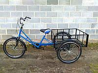 Велосипед трехколесный «Греция»
