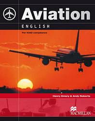 Учебник Aviation English with CD-ROMs