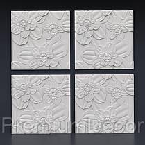 Гипсовые 3Д/3D панели ВАЛЕНСИЯ, фото 2