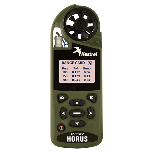 Метеостанція Kestrel 4500 Horus NV OliveDrab