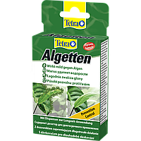 Tetra Algetten 12 таб. - для предотвращения роставодорослейв аквариуме