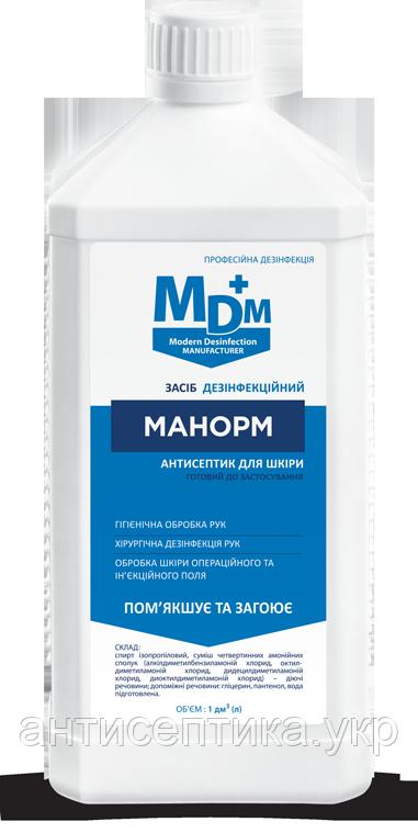 Манорм 1л антисептик для рук
