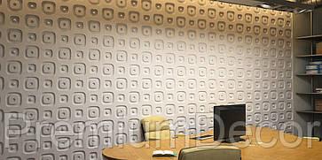 Гипсовые 3Д/3D панели ЗАНЗИБАГ, фото 3