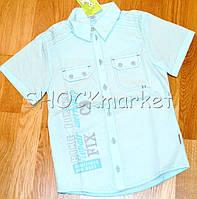 Рубашка для мальчика р.122, фото 1