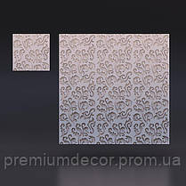 Гипсовые 3Д/3D панели МНОГОЦВЕТ, фото 2
