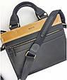 Мужская сумка из натуральной кожи VATTO Mk45.2 Kr670.190, черный, фото 2