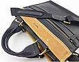 Мужская сумка из натуральной кожи VATTO Mk45.2 Kr670.190, черный, фото 5