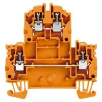 Модульные клеммы Weidmuller WDK 4N OR - 1041960000