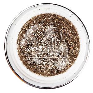 Жидкий бриллиант гель Diamond OU Professional, 7 г бронза