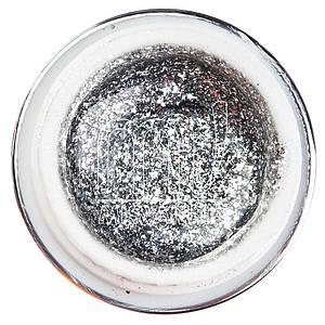 Жидкий бриллиант гель Diamond OU Professional, 7 г серебро