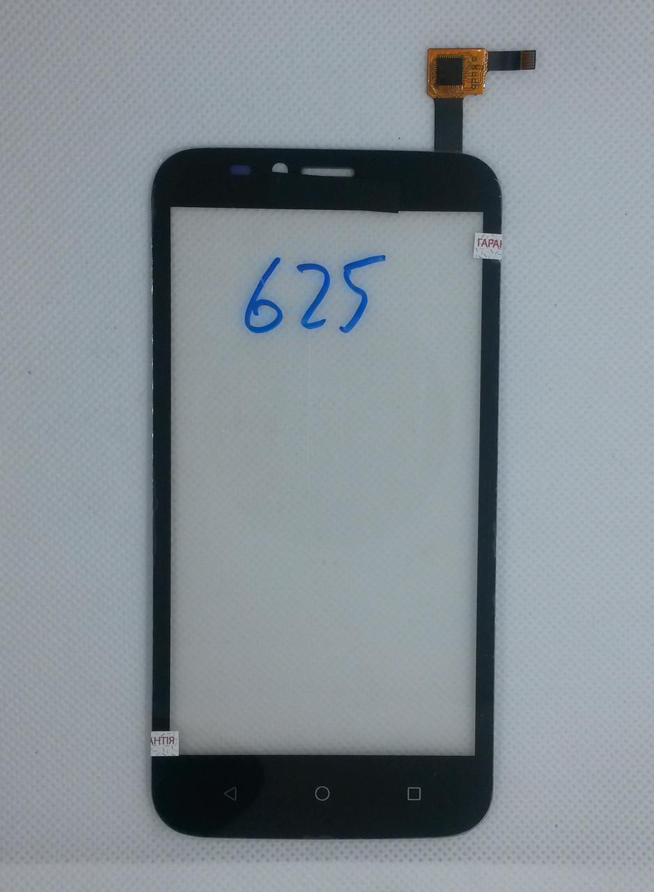 Cенсорный экран Huawei Ascend Y625 BLACK (тачскрин, сенсор)