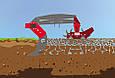 Глубокорыхлитель  ФРАНК ГРУ-2,5 Лозовские машины, фото 2