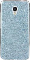 Чехол-накладка TOTO TPU Case Rose series 2 Meizu M5s Blue