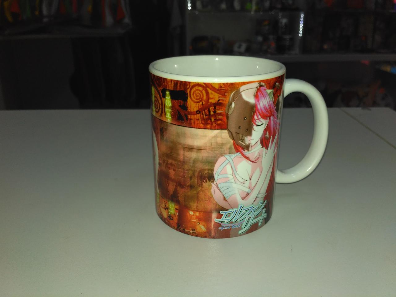 Чашка elfen lied lucy