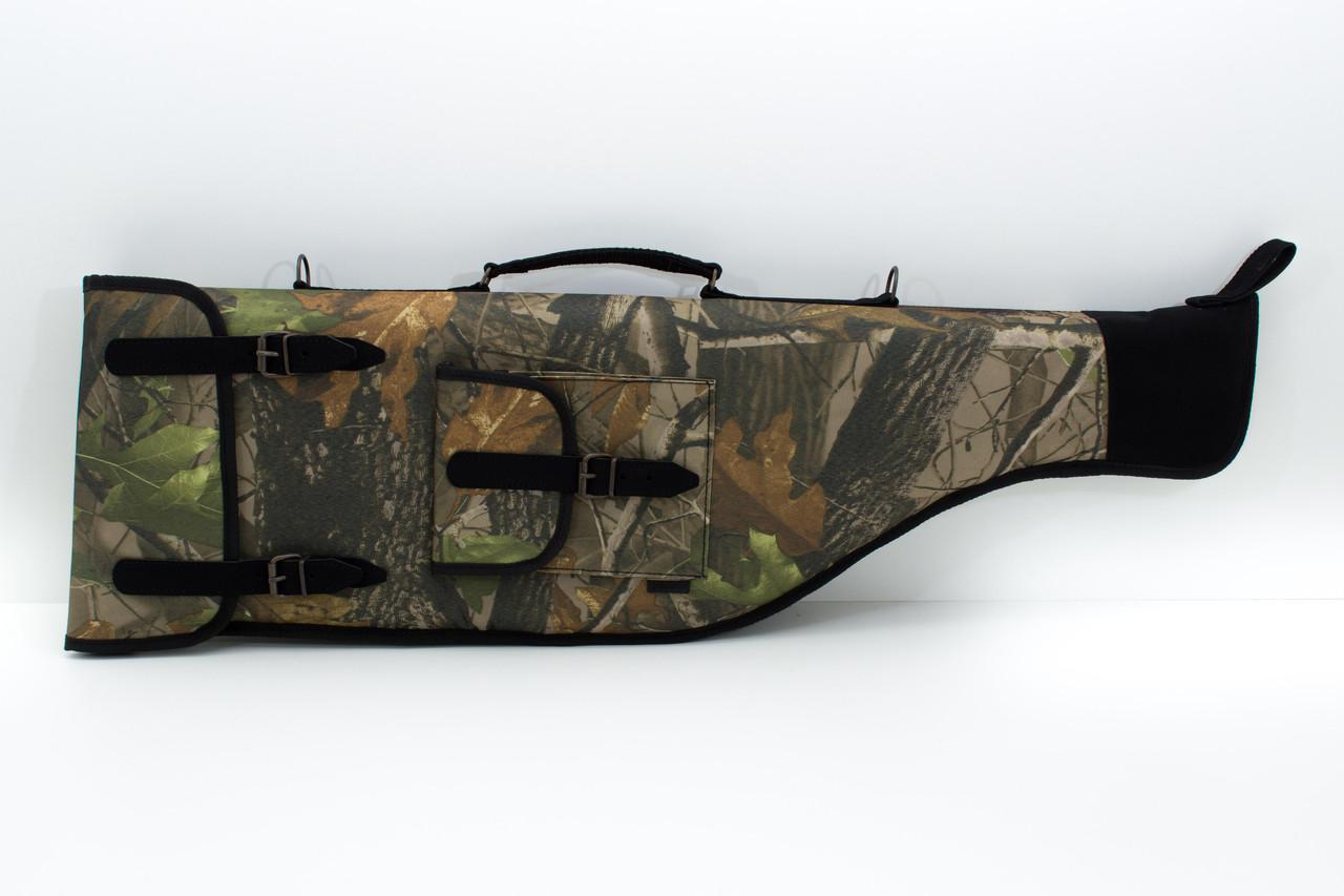 Чехол для ружья 90 см камуфляж Премиум 8035