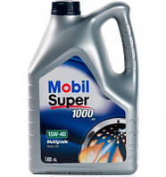 Моторное масло Mobil SUP 1000х1 15W-40 4L