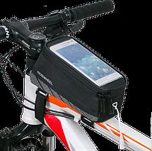 Велосипедные сумки на раму
