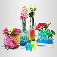 Гидрогель - Волшебные гелевые шарики для цветов