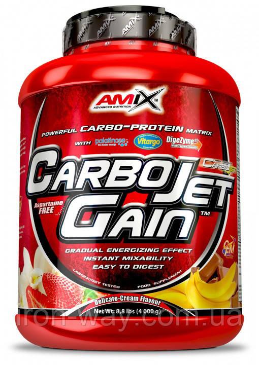 Amix CarboJet Gain 4000 g (Chocolate)