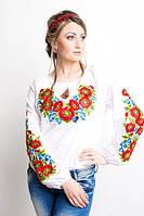 Женская вышитая блуза Код опт1