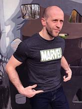Мужская футболка Marvel темно-серый (S-L)