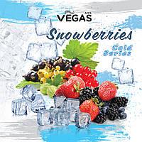 Vegas Snowberries - 60 мл. VG/PG 75/25 Пластик, 60, 0